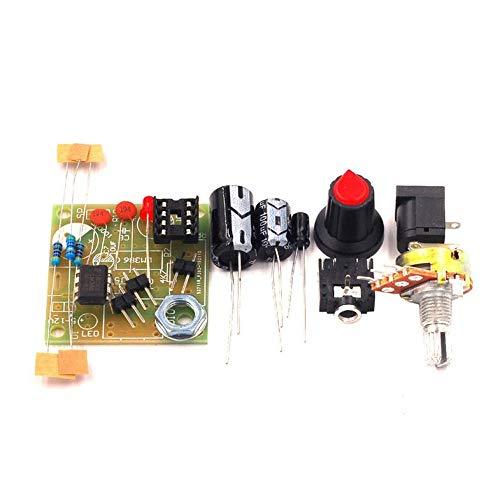 LM386 Super Mini 3 V-12 V Leistungsverstärker Board Suit Kit Elektronische DIY Kit Audio Verstärken Modul Geringer Verbrauch - Blau -