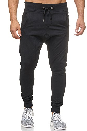 BELLIS® Herren Jogginghose Sweatpants Birds (Sweat Shorts Fleece)