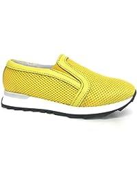 topschuhe24 - Zapatillas para mujer, color marrón, talla 37 EU