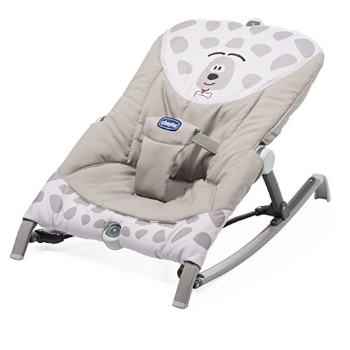 Chicco Pocket Relax - Hamaca ultracompacta y ligera, hasta 18 kg, color gris