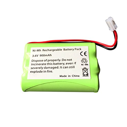 ABC Products® Replacement Motorola Rechargeable Battery Pack for MBP18, MBP25, MBP26, MBP27, MBP31, MPB33, MBP36, MBP41, MBP43, SCOUT-1500 Digital Video Baby Child Infant / Pet Monitor etc 41hDKotZTGL