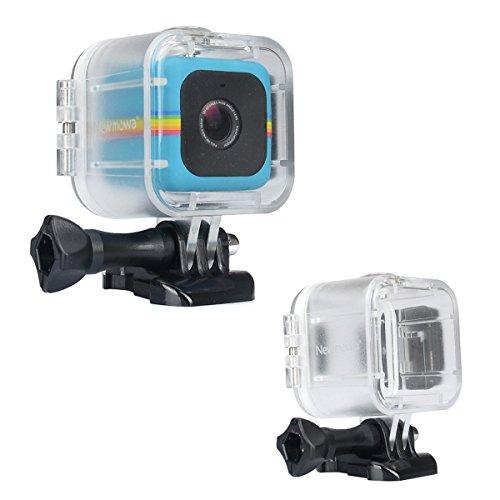 Newmowa Wasserdicht Schutzhülle für Polaroid Cube und Cube+ (Polaroid Waterproof Case)