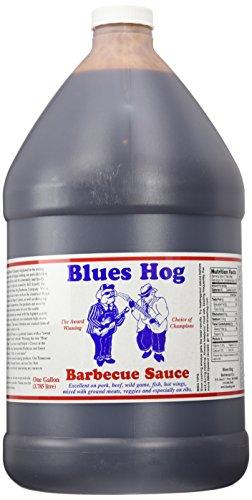 Blues Hog Original BBQ Sauce Gallone Blue-sauce