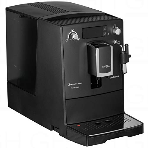 Nivona NICR 520 Kaffeevollautomat, 2.2 liters, Mattschwarz