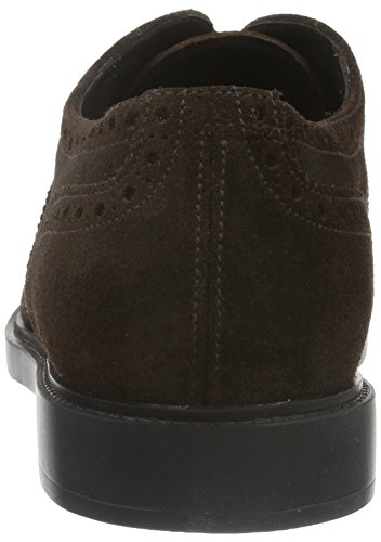 Fratelli Rossetti 44842, Brogues Homme Marron - Marrone (Cacao)