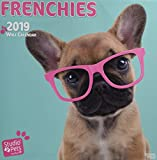 Fabulous Frenchies - French Bulldogs 2019 - 18-Monatskalender: Original Myrna-Kalender