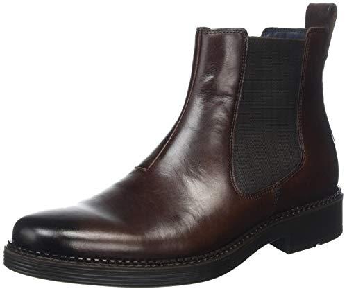 ECCO Herren Newcastle Chelsea Boots, Braun (Cocoa Brown 2482), 43 EU -