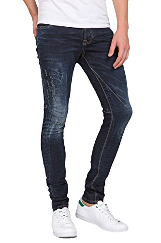 Red Bridge Herren Jeans / Straight Fit Jeans Hilario