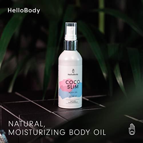 Zoom IMG-1 hellobody coco slim olio per