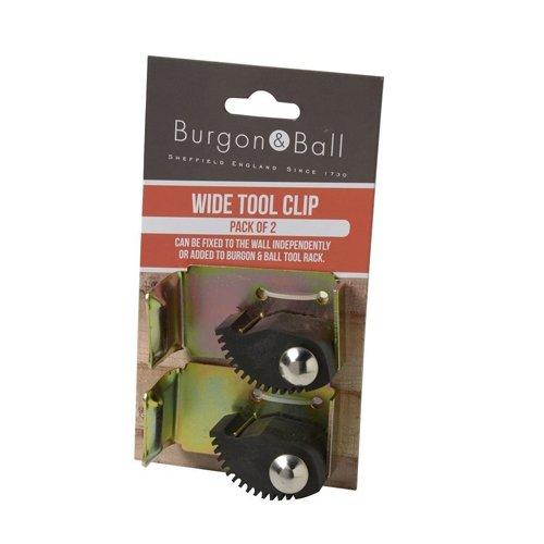 Lot de 2 pinces : & Jammer pour Burgon Ball Porte-outils