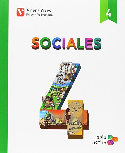 SOCIALES 4+ EXTREMADURA SEPARATA (AULA ACTIVA): Sociales 4. L. Alumno Y Separata Extremadura. Aula Activa: 000002 - 9788468238388