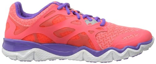 Under Armour Ua W Micro G Monza Nm-Brl/Msv/Vik, Scarpe da Corsa Donna Rosa (Pink (Brilliance / Metallic Silver /  / Violet Kiss 819))