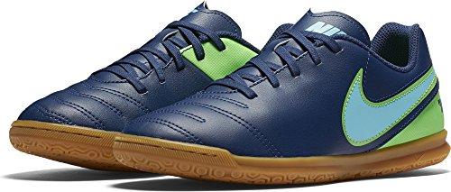 Nike  819196-443, Chaussures de football en salle garçon Bleu