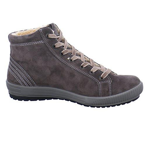 Legero Damen Tanaro Hohe Sneaker Grau (Ematite)