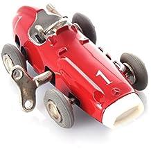 Schuco Mr 1043 Mercedes Rouge Original