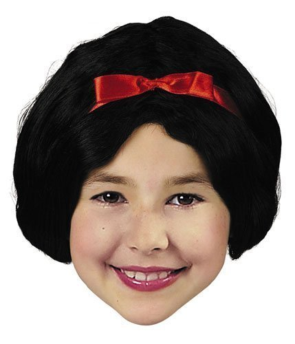 Rubies Child Snow White Wig