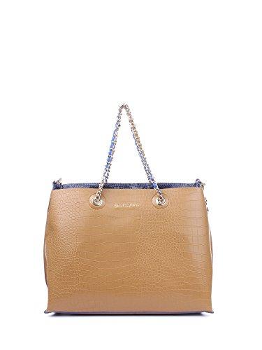 Byblos Blu 665900 Shopping Donna Camel Pz