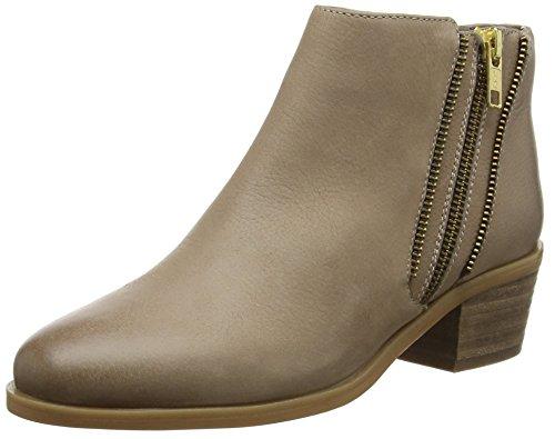 Steve Madden Damen Palden Ankle Boot Stiefeletten, Beige (Stone 12007), 39 EU -