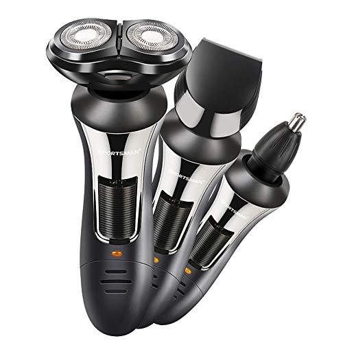 Lebeaut Afeitadora Máquina afeitar barba multifuncional