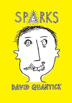 Sparks by [Quantick, David]