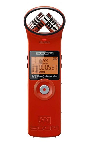 H1 Red Edition - MP3/Wave Handy Recorder