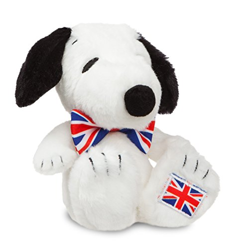 Aurora Juguete de Snoopy Union Jack World 60788