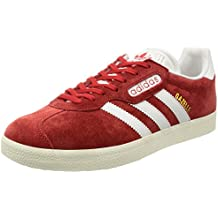 5ae59cfa7e3 Amazon.es  adidas gazelle rojas