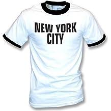 TshirtGrill La camiseta de New York City (según lo llevado por John Lennon) grande
