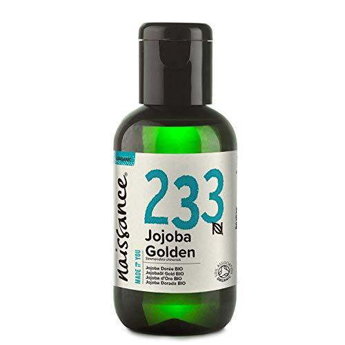 Naissance Aceite Vegetal Jojoba Dorada BIO 60ml -