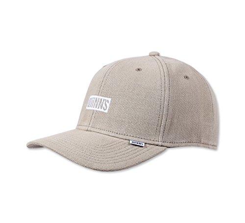 DJINNS - Hemp (khaki) - Curved Visor Cap