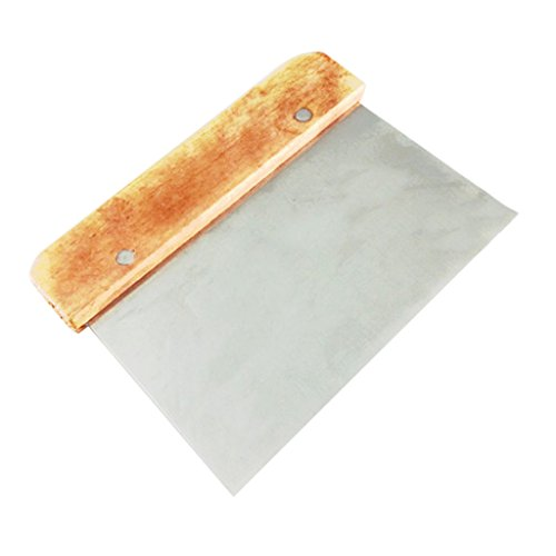 chendongdong stainless steel blade, wooden handle,handmade soap diy material straight knife section knife cold soap/cake knife