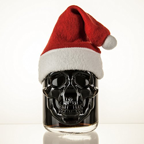Preisvergleich Produktbild Absinthe Weihnachts-Sonderangebot Black Head Absinthe 0,5l - 50 cl - 55% vol. Alc. - inkl. Weihnachtsmütze
