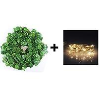 Luce Led Piante - Piante artificiali / Piante e fiori artificiali: Casa e  cucina