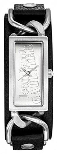 Jean Paul Gaultier Reloj Análogo clásico para Hombre de Cuarzo con Correa en Cuero 8502901