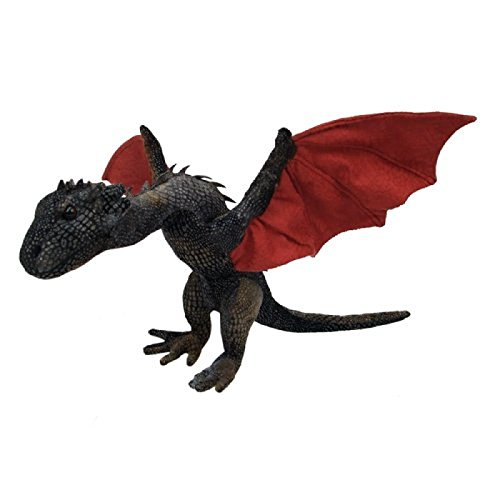 Dalle uova di drago di Game Of Thrones... esce Drogon - Drogon Cucciolo Peluche- SI08349 - Factory Entertainment