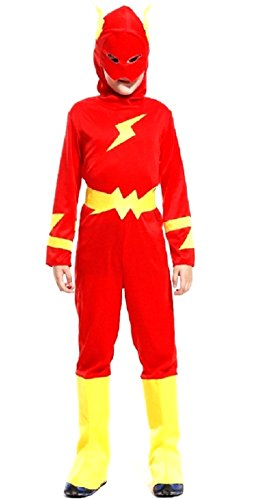 Top 2017 10 Halloween Kostüme Kinder (Kostüm, Karneval, Halloween-Flash Super Hero)