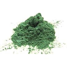 Apple Green 15g - Poudre de mica vert pomme 15 grammes, vert poudre métallique, d'un cosmétique Mica en poudre pour les rouges à lèvres, baume à lèvres, Bath Bombs et plus, tranche de la lune
