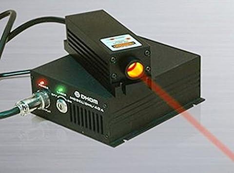 650nm 1W 1000mw Industry High Power Red Laser Module 85~260VAC w/TTL & Temperature Control