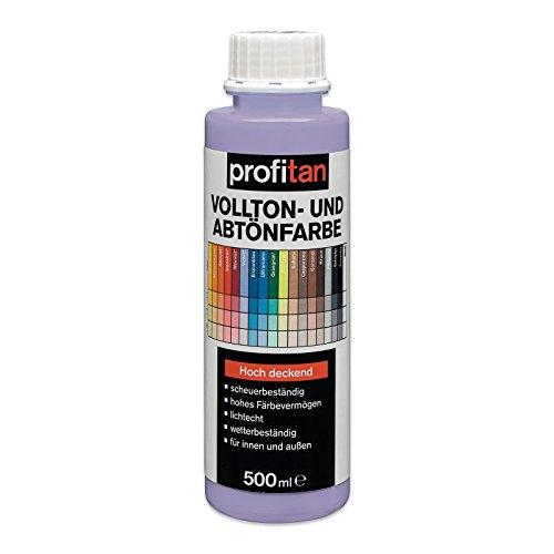ROLLER profitan Vollton- und Abtönfarbe - Violett - 500 ml