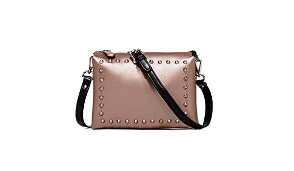 GUM Design, Borsa Tracolla Two Small Marrone, GUM_BS 4033