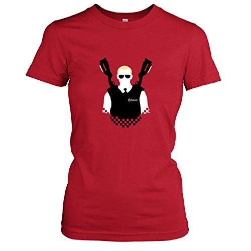 TEXLAB - Fuzz - Damen T-Shirt, Größe XL, (Fuzz Kostüm Hot)
