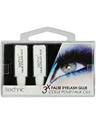 Technic Eyelash Glue 1ml Pack of 3
