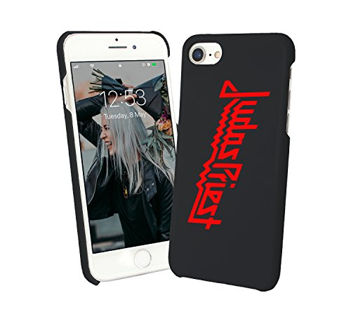 Judas Priest Band Religion Faith God_000222 iPhone 6 7 8 X Galaxy S8 Note 8 Huawei Carcasa De Telefono Estuche Protector Phone Case Cover Hard Plastic Regalo de cumpleaños Navidad