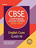 CBSE English Core Chapterwise Solved Papers Class 12 for 2021 Exam