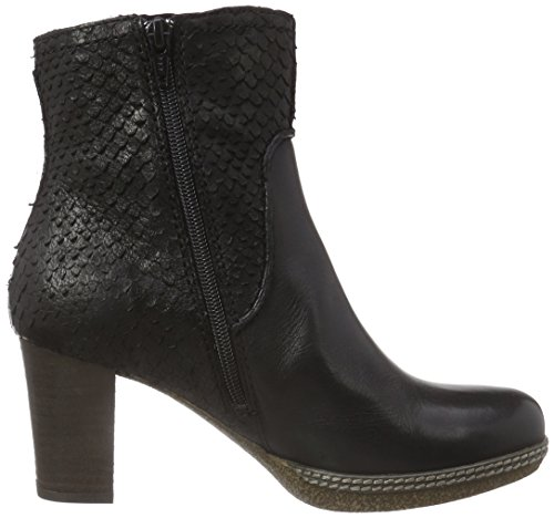 Gabor Shoes 32.87 Damen Kurzschaft Stiefel Schwarz (schwarz (Micro) 67)