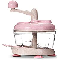 YANGWENLIN Trituradora De Paja De Trigo Rebanador De Vegetales Cocina Cocina Multifuncional Mezclador De Carne De Mezcla Manual