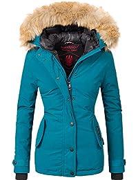 Navahoo Damen Winter Jacke Winterparka Laura 10 Farben XS-XXL 28cf27f828