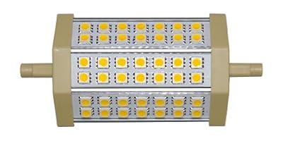 10W LED R7s 10 Watt Leuchtmittel 118mm Warmweiß Stab Lampe Halogenstab Fluter