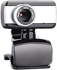 كاميرا ويب فيديو احترافية 480P من توياندونا للكاميرا على شبكة الإنترنت للمنزل، المكتب المكتبي، الكمبيوتر المحم