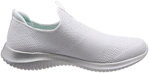 Skechers 12838 Femmes Baskets Blanc